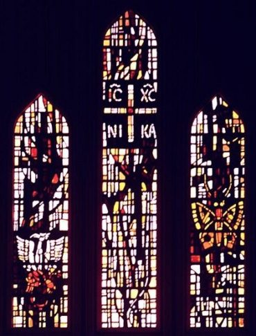 St. Stephen's Resurrection Windows